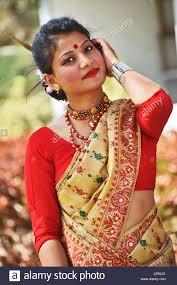 Assamese Girl High Resolution Stock ...