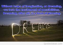 Nice Dream Quotes