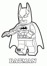 Small Picture Lego Batman Coloring Pages Lego Dc Universe Super Heroes Coloring