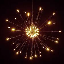 Weihnachtsstern In Meteor Ausführung Mit Strahlenförmig