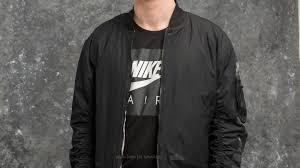 nike sportswear air force 1 reversible jacket black light bone at a great 106