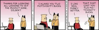 Motivosity - We were featured in a Dilbert cartoon, our...