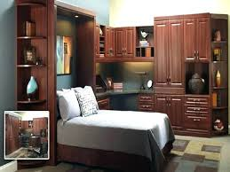 murphy bed office. Murphy Bed Desk Combo Beds Office No One Can Refuse Queen  .