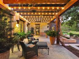 Interesting Covered Patio Lights Lighting Google Search O Inside Ideas