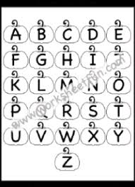 Chart A Letters Alphabet Chart Free Printable Worksheets
