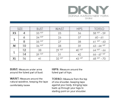 Donna Karan Size Chart Best Picture Of Chart Anyimage Org