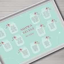 Seating Chart Printable Wedding Theme Mason Jar Table