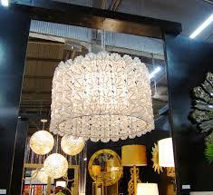 capiz shell chandelier world market