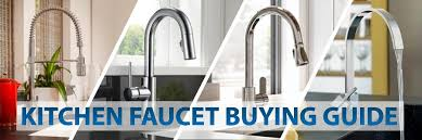 kitchen faucet ing guide