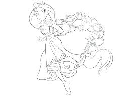 Princess Jasmine Coloring Pages To Print Ourwayofpassioncom