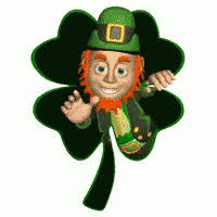 Small Picture Shamrock Clover GIF Shamrock Clover Discover Share GIFs