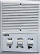 pacific apartment intercom 3403 pacific electronics intercom<br>3 wire station