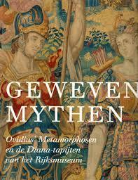 Boekwinkeltjesnl Geweven Mythen Ovidius Metamorphosen En De