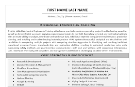 Mechanical Engineering Resume Templates Pin by ResumeTemplates100 on Best Mechanical Engineer Resume 57