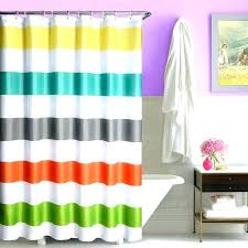 colorful fabric shower curtains. Colorful Shower Curtains Unique Amazon Unusual Cool New Striped Fabric