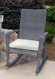 hardwood rocking chair wicker rocker patio furniture outdoor porch rockers vinyl wicker rocking chairs