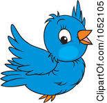 blue bird flying clipart. Exellent Clipart Blue Bird Flying Clipart 1 And R
