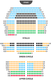 St Martins Theatre Seating Plan Get The Best Seats For