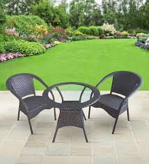 moderno 2 seater outdoor dining set