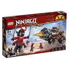 LEGO Ninjago Cole's Earth Driller - Babies NZ