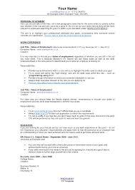 sample resume monster