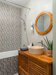Квартира на ул. Пырьева - Eclectic - Bathroom - Moscow - by MO ...