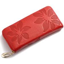 New <b>Hot</b> Sale Women Cowhide Wallets Genuine Leather Wallets ...