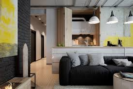 Grey And Yellow Living Room Design Industrial Style Living Room Design The Essential Guide