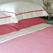 gingham bedding raspberry red gingham duvet cover green gingham bedding sets