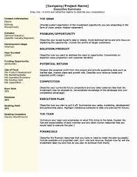 executive summary format for project report summary templates microsoft office certificate template meeting