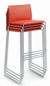 modern leather bar stools. More Pictures \u003e\u003e 1 2 Modern Leather Bar Stools