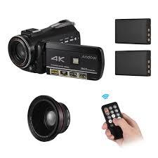 Andoer Ac3 4k Uhd 24mp Digitale Videokamera Otro Errmecom