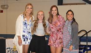 Student-athletes honored at CSM's Athletic Award Ceremony - College of  Saint Mary