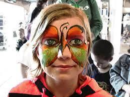Rachael Rode Face Art