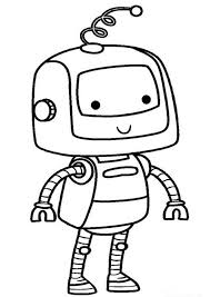 Do you have a lego lover who also loves to color everything lego and just happens to love robots too? Free Easy To Print Robot Coloring Pages Tulamama