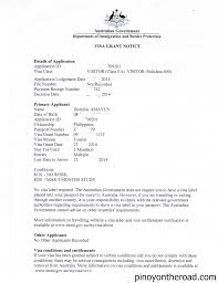 Letter Of Invitation For Visitor Visa To Canada Sample Letter Of