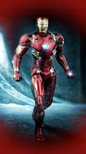 Iron Man Hd Wallpaper 4k For Mobile ...