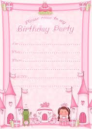 invitations cards free 50 free birthday invitation templates you will love these