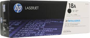 Тонер-<b>картридж HP 18A</b> (CF218A), черный, для лазерного ...