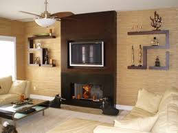 image of best fireplace wall ideas
