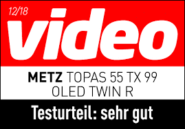 Metz Topas 55 TY91 OLED Twin R - Logako Deutschland