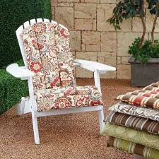 wonderful patio chair cushion slipcovers from fl pattern cotton fabric on vintage wooden recliners above diy backyard flooring from sliced pebble tile