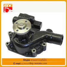 isuzu engine parts isuzu excavator engine parts 3ld1 engine water pump for