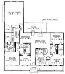 Cabins and cottages  House plans and more and House plans on PinterestFour Bedroom Country   floor plans † ♥ ✞ ♥ † flip plan  add third car garage  corner fireplace  lower bedroom  amp  bath for the inlaw suite
