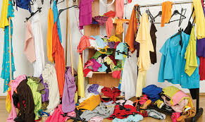 spring cleaning tips and tricks to organize your closet