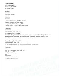 cover letter description sample stage manager cover letter stage manager cover letter job