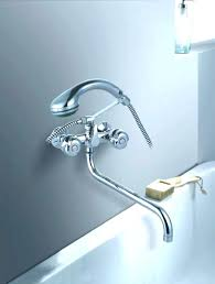 replacing bathroom faucet how to replace a washer in a bathroom faucet cool changing bathtub faucet