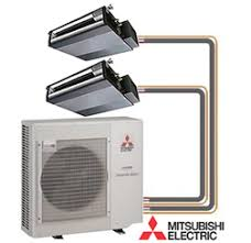 mitsubishi ducted heat pump.  Mitsubishi The Mseries Mitsubishi Mr Slim Ducted Heat Pump Air Conditioners With  R410a Refrigerant Are Perfect For Use In Residential And Light Commercial  With Ducted Heat Pump U