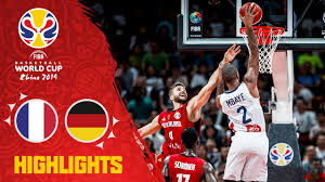 The tournament was hosted in china and was rescheduled from 2018 to 2019, becoming the first since 1967 that did not occur in the same year as the fifa world cup (which was held the previous year). France V Germany Highlights Fiba Basketball World Cup 2019 Youtube