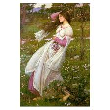 windswept 1902 by john william waterhouse art gallery oil painting reions